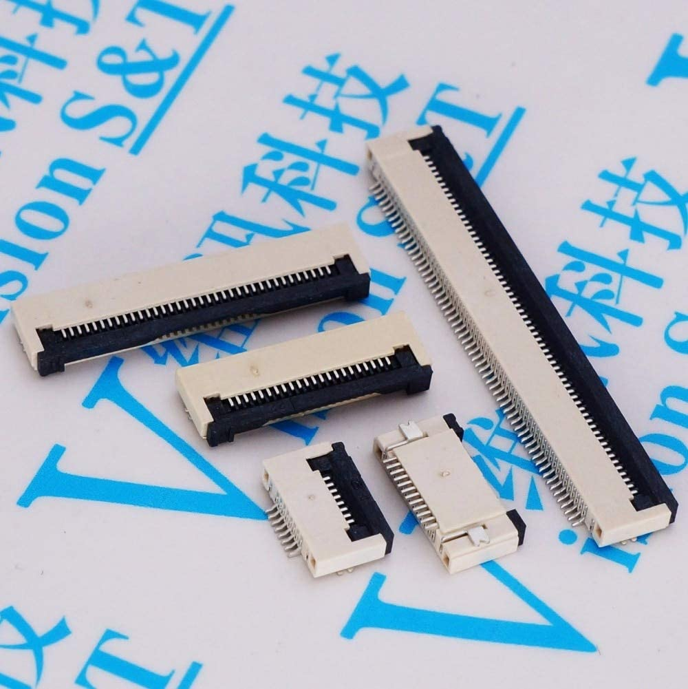 Ranking TOP14 Davitu Electrical Equipments Supplies Popular - Clam 0.5mm FPC connector