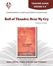 Roll of Thunder, Hear My Cry - Teacher Guide by Novel Units