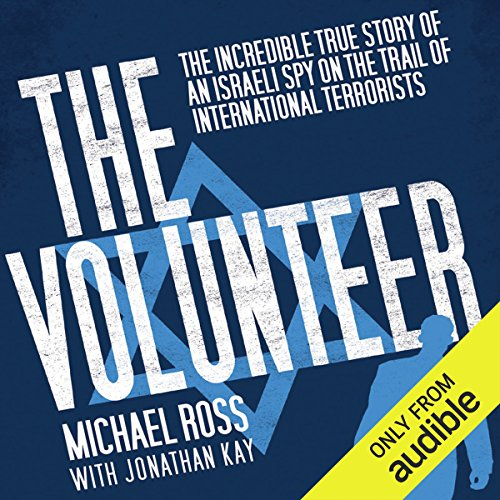 The Volunteer audiobook cover art