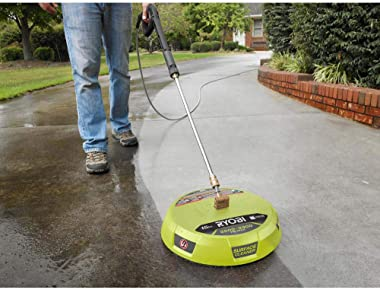 RYOBI 15 in. 3300 PSI Surface Cleaner for Gas Pressure Washer