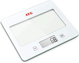 Digital Electronic Kitchen Scale Scales Glass 5kg 1g