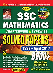 SSC Math Book 8900 Chapterwise PDF in Hindi 1