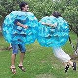 Sfere gonfiabili per bolle di bolle Corpo Zorb Ball Sfere paraurti per bolle di bolle Sfere gonfiabili per palline Coppia atletica