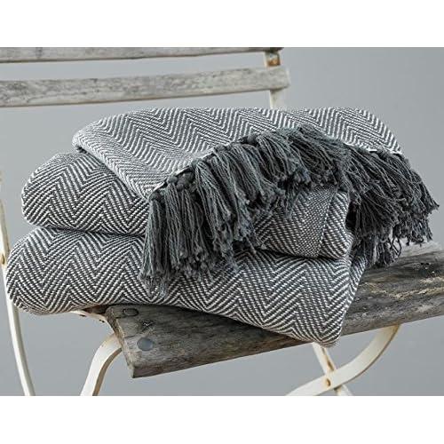 Phenomenal Grey Sofa Throws Amazon Co Uk Home Remodeling Inspirations Genioncuboardxyz