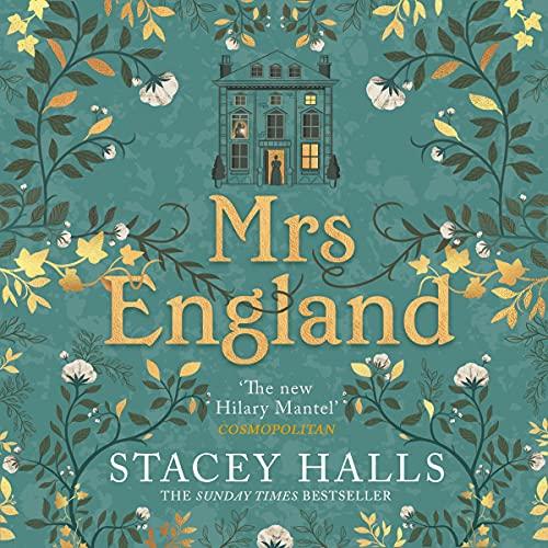 Mrs England cover art