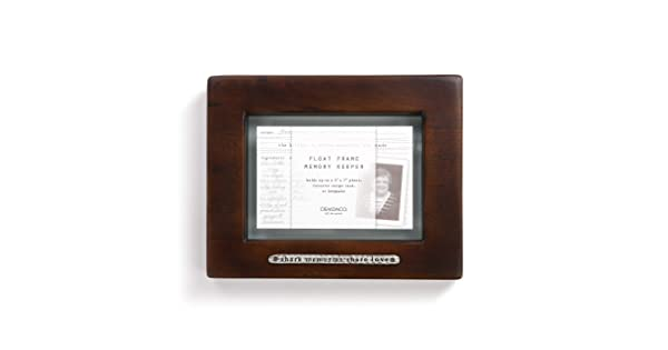 DEMDACO Share Memories Recipe Card 10 x 8 Photo Display Keepsake