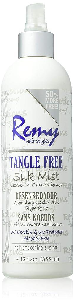 促進する踏みつけ推進力Remy Hair Styles Tangle Free Silk Mist Leave-in Conditioner 8 Oz by remy hair styles