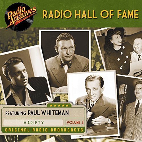 Radio Hall Fame, Volume 2 Titelbild