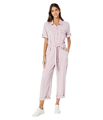 Young Fabulous & Broke Graylin Jumpsuit (Orchid Pigment) Women