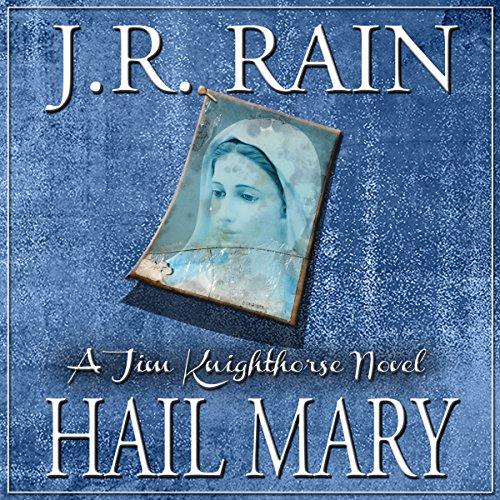 Hail Mary audiobook cover art