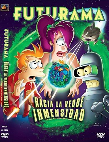 Futurama: Hacia La Verde Inmensidad [DVD]