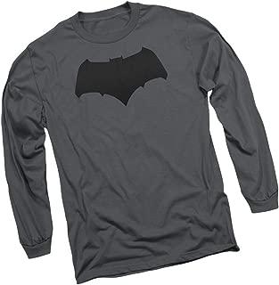 Batman Logo - Batman v Superman: Dawn of Justice Long-Sleeve T-Shirt