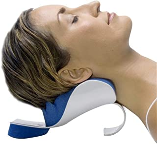 Neck Massage Tool -Neck Support Cervical Pillow for Pain Relief,Contour Neck Pillow for Back and Side Sleeper, Improve Insomnia,Relieve Stress