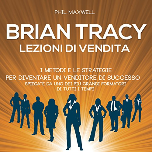Brian Tracy audiobook cover art