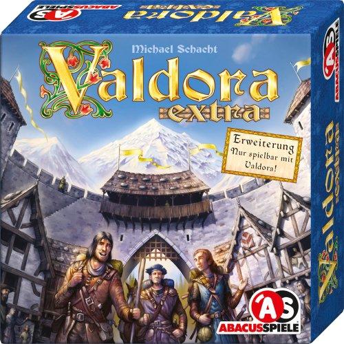 ABACUSSPIELE 06091 - Valdora - extra. Erweiterung, Brettspiel