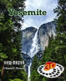 View-Master 3D 3-Reel Card Yosemite National Park