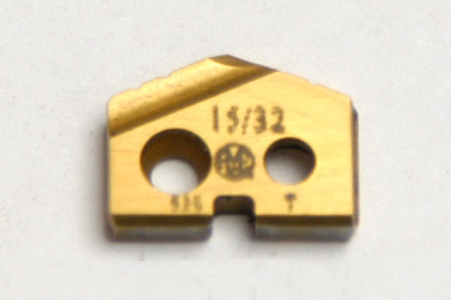 15 32 .4687 SPADE DRILL INSERT SERIES TA Free Shipping Cheap Bargain Max 62% OFF Gift Z TIN COATED