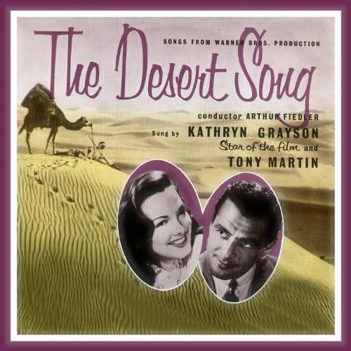 Tony Martin & Kathryn Grayson