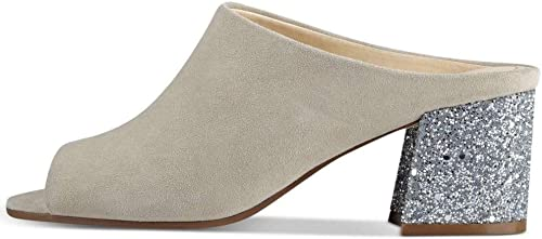 Ivanka Trump Femmes Chaussures Chaussures Chaussures De Mule Couleur Beige Light Natural Suede Taille 720