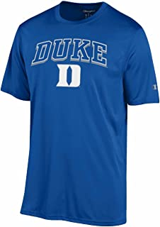 Champion Duke Blue Devils Adult NCAA Athletic Performance T-Shirt - Royal