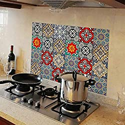 decorative WallDesign Kitchen Protection Wall Stickers idea