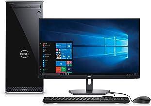 Dell Inspiron 3670 Desktop + SE2719 Full HD IPS Monititor Bundle   Intel Core i5-8400 2.8GHz, 6 Core   12GB DDR4   1TB HDD+16GB Optane SSD Memory   DVD/RW   WiFi+Bluetooth, HDMI   Windows 10 Home