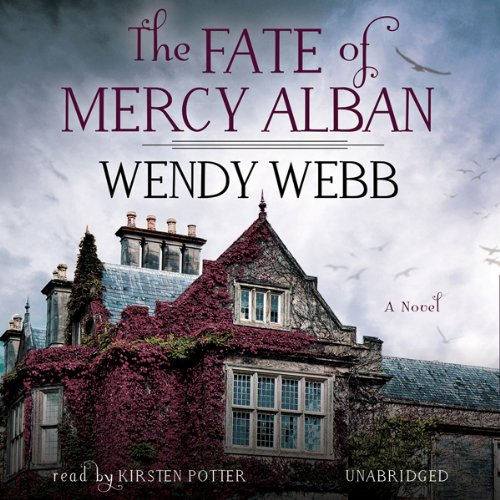 The Fate of Mercy Alban audiobook cover art
