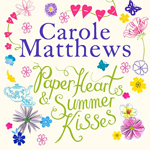 Paper Hearts and Summer Kisses cover art