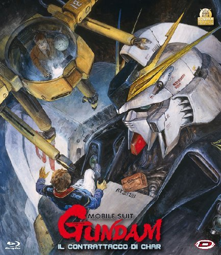Mobile Suit Gundam The Movie - Il Contrattacco Di Char [Italia] [Blu-ray]