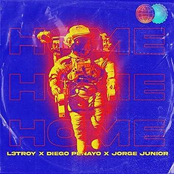 Home (feat. Diego Penayo & Jorge Junior)