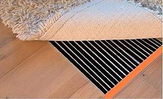 Esterilla calefactora para alfombras con interruptor de encendido y apagado. 210.00W, 230.00V