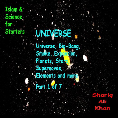 Islam and Science for Starters 1 audiobook cover art