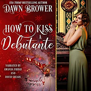 How to Kiss a Debutante cover art