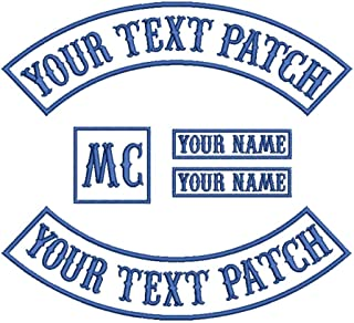 Best motorcycle patches custom rockers Reviews