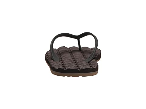 Volcom Recliner Rubber 2 Sandal Brown Combo Clearance Geniue Stockist Perfect Cheap Online wp80FPASIP