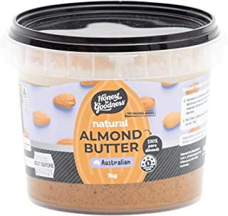 Honest to Goodness Almond Butter, 1KG