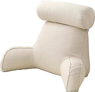 Oreiller de lecture   Oreillers de lit avec repose-bras et tour de cou en coton PP de haute qualité doux et confortable po...