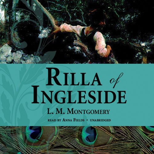 Rilla of Ingleside cover art