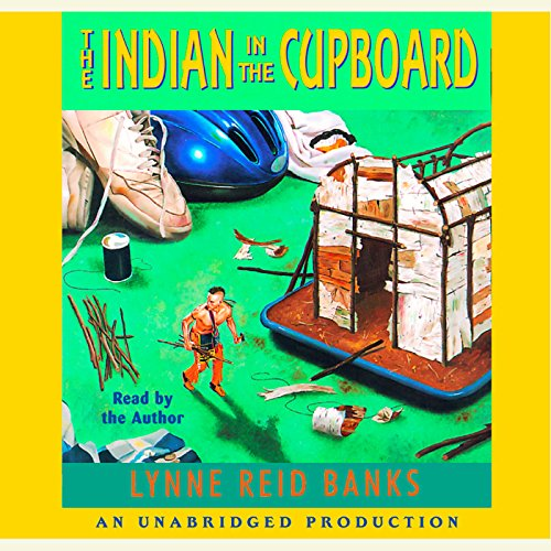 The Indian in the Cupboard                   By:                                                                                                                                 Lynne Reid Banks                               Narrated by:                                                                                                                                 Lynne Reid Banks                      Length: 4 hrs and 20 mins     804 ratings     Overall 4.6