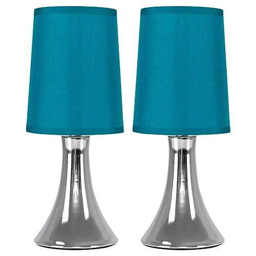 Teal Table Lamp: Amazon.co.uk