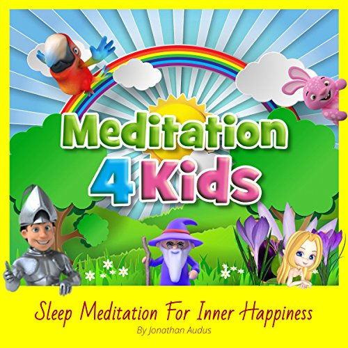 Sleep Meditation for Inner Happiness cover art