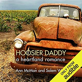 Hoosier Daddy audiobook cover art
