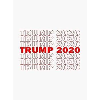 Trump in Russian Vinyl Decal Bumper Wall Laptop Window Sticker 5
