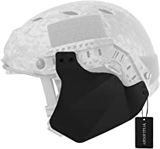 AIRSOFTPEAK 2 Helmet Side Covers, Tactical Airsoft Military Paintball Up-Armor Side Cover for Ear Protection