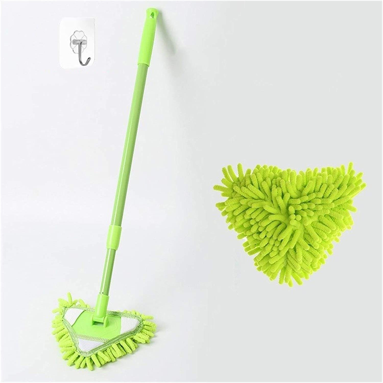 Microfiber Mops for Floor New color Cleaning Mop Retrac Cash special price Set Triangle Mini