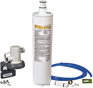Filtrete Advanced Under Sink Quick Change Water Filtration System, Easy to Install,..