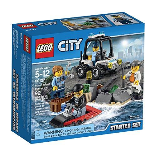 LEGO City Prison Island Starter Set 60127 by