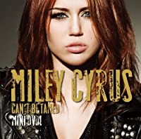 Can't Be Tamed MINI DVD