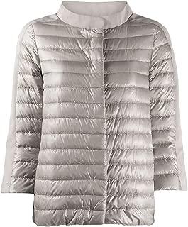 Herno Luxury Fashion Womens PI0926D120719408 Silver Down Jacket |
