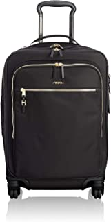 TUMI Unisex-Adult (Luggage only) Voyageur Tres Léger International Carry-on Luggage-21 Inch Rolling Suitcase for Men and Women